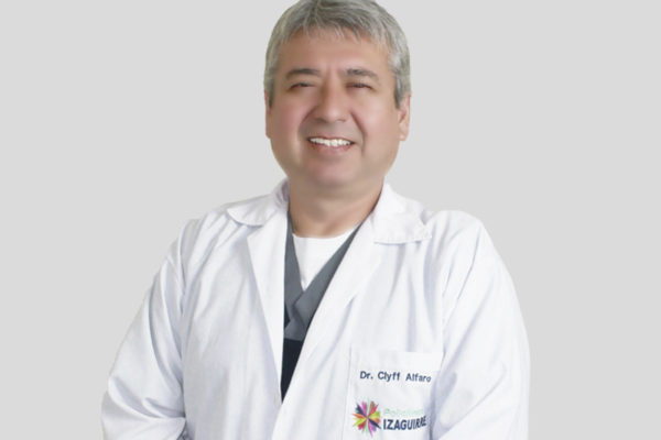 Dr. Cliff Philae Alfaro Ludeña
